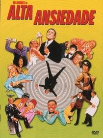 Alta Ansiedade - Poster / Capa / Cartaz - Oficial 5