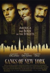 Gangues de Nova York - Poster / Capa / Cartaz - Oficial 9