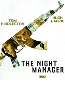 O Gerente da Noite (1ª Temporada) - Poster / Capa / Cartaz - Oficial 3