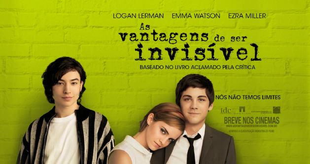 """Primeira crítica de """"As Vantagens de Ser Invisível"""""""
