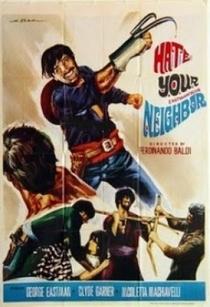 A Lei do Ódio e da Vingança - Poster / Capa / Cartaz - Oficial 2