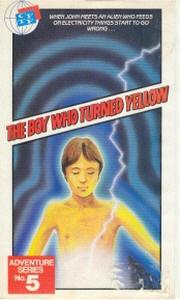 O Garoto Que Amarelou - Poster / Capa / Cartaz - Oficial 1