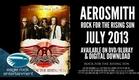 Aerosmith - Rock For The Rising Sun ~ Trailer