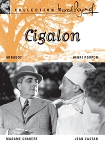 Cigalon - Poster / Capa / Cartaz - Oficial 1