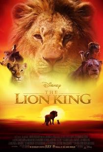 O Rei Leão - Poster / Capa / Cartaz - Oficial 5