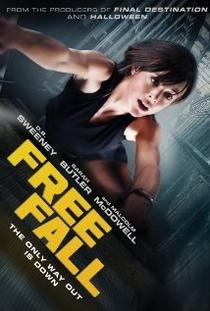 Free Fall - Poster / Capa / Cartaz - Oficial 1