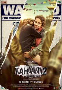 Kahaani 2 - Poster / Capa / Cartaz - Oficial 1