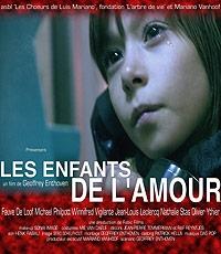 Les enfants de l'amour        - Poster / Capa / Cartaz - Oficial 1