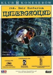 Underground - Mentiras de Guerra - Poster / Capa / Cartaz - Oficial 8