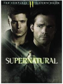 Sobrenatural (11ª  Temporada) - Poster / Capa / Cartaz - Oficial 2