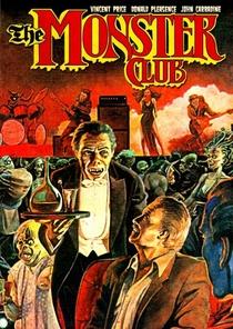 O Clube dos Monstros - Poster / Capa / Cartaz - Oficial 6