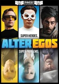 Alter Egos - Poster / Capa / Cartaz - Oficial 1