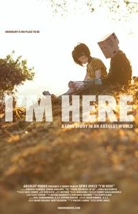 Estou Aqui - Poster / Capa / Cartaz - Oficial 1