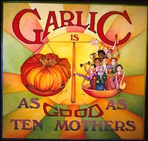 Garlic Is As Good As Ten Mothers - Poster / Capa / Cartaz - Oficial 1