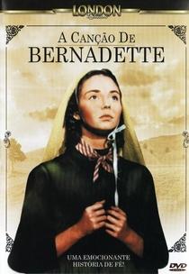 A Canção de Bernadette - Poster / Capa / Cartaz - Oficial 8