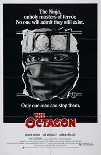 Octagon - Escola para Assassinos - Poster / Capa / Cartaz - Oficial 2