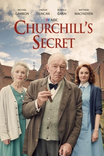 Churchill's Secret - Poster / Capa / Cartaz - Oficial 1