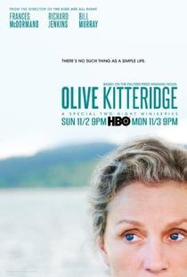 Olive Kitteridge - Poster / Capa / Cartaz - Oficial 1