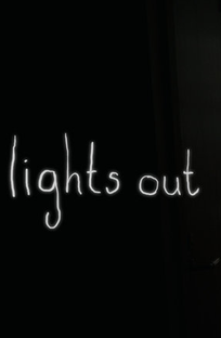 Lights Out - Poster / Capa / Cartaz - Oficial 1