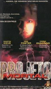 Projeto Mortal - Poster / Capa / Cartaz - Oficial 1