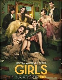 Girls (3ª Temporada) - Poster / Capa / Cartaz - Oficial 1