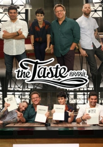 The Taste Brasil (2ª Temporada) - Poster / Capa / Cartaz - Oficial 1