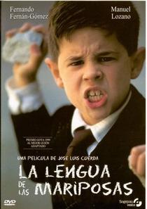 A Língua das Mariposas - Poster / Capa / Cartaz - Oficial 7