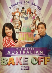 The Great Australian Bake Off (1ª Temporada) - Poster / Capa / Cartaz - Oficial 1