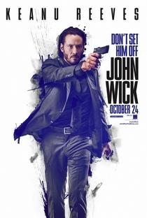 John Wick: De Volta ao Jogo - Poster / Capa / Cartaz - Oficial 3