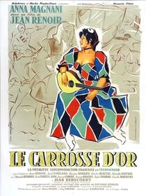 A Carruagem de Ouro - Poster / Capa / Cartaz - Oficial 4