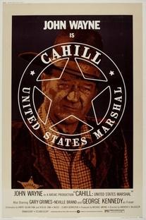 Cahill, Xerife do Oeste - Poster / Capa / Cartaz - Oficial 2