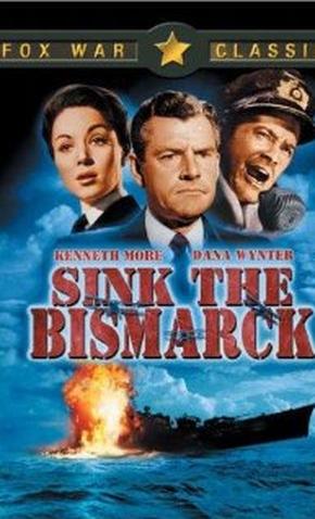 Afundem O Bismarck 11 De Fevereiro De 1960 Filmow