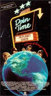 De Passagem Pela Terra - Poster / Capa / Cartaz - Oficial 1