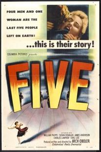 Os Últimos Cinco - Poster / Capa / Cartaz - Oficial 1