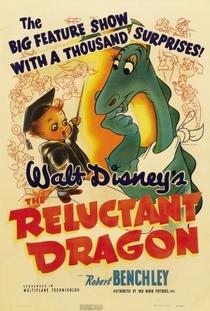 O Dragão Relutante - Poster / Capa / Cartaz - Oficial 1