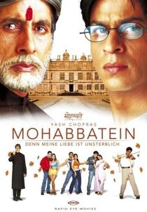 Mohabbatein - Poster / Capa / Cartaz - Oficial 2
