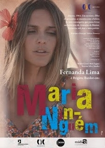 Maria Ninguém - Poster / Capa / Cartaz - Oficial 1