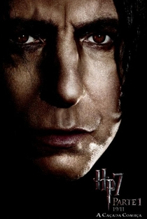 Harry Potter e as Relíquias da Morte - Parte 1 - Poster / Capa / Cartaz - Oficial 14