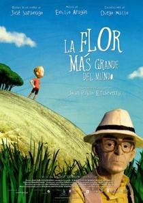 A Maior Flor do Mundo - Poster / Capa / Cartaz - Oficial 1