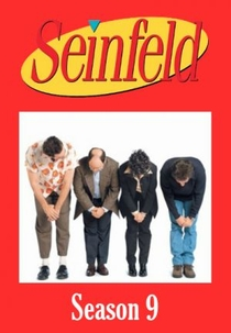 Seinfeld (9ª Temporada) - Poster / Capa / Cartaz - Oficial 1