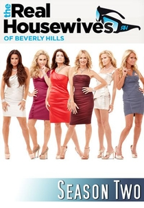 The Real Housewives of Beverly Hills (2ª Temp) - Poster / Capa / Cartaz - Oficial 1