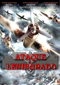 Leningrado: A Odisséia - Poster / Capa / Cartaz - Oficial 4