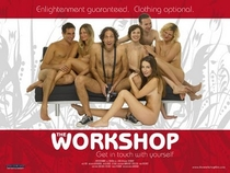 The Workshop - Poster / Capa / Cartaz - Oficial 1