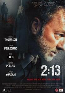 2:13 - Poster / Capa / Cartaz - Oficial 1