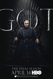 Game of Thrones (8ª Temporada) - Poster / Capa / Cartaz - Oficial 21