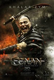 Conan, o Bárbaro - Poster / Capa / Cartaz - Oficial 6