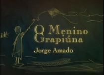 Especial de Literatura - O Menino Grapiúna - Poster / Capa / Cartaz - Oficial 1