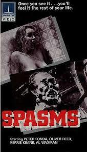 Spasms - Poster / Capa / Cartaz - Oficial 3
