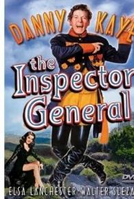 Inspetor Geral - Poster / Capa / Cartaz - Oficial 2