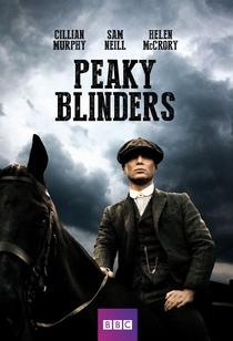 Peaky Blinders (3ª Temporada) - Poster / Capa / Cartaz - Oficial 2